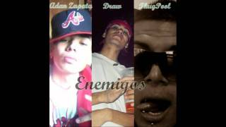 Enemigos - Da Fucking Draw -Thug Pol - Adan Zapata - The North Side Kings.