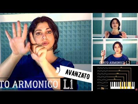✨ Tutorial Overtone Singing II ✨ CANTO ARMONICO con ILARIA OREFICE  Harmonic Series