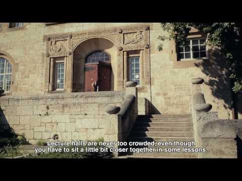 University of Jena - Student Paradise