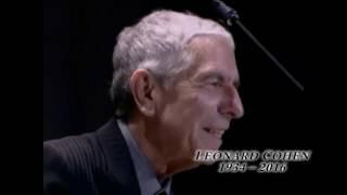 Hallelujah: Leonard Cohen Tribute