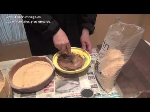 Remedio casero para reparar agujeros o grietas en madera - Masilla para reparar madera ...