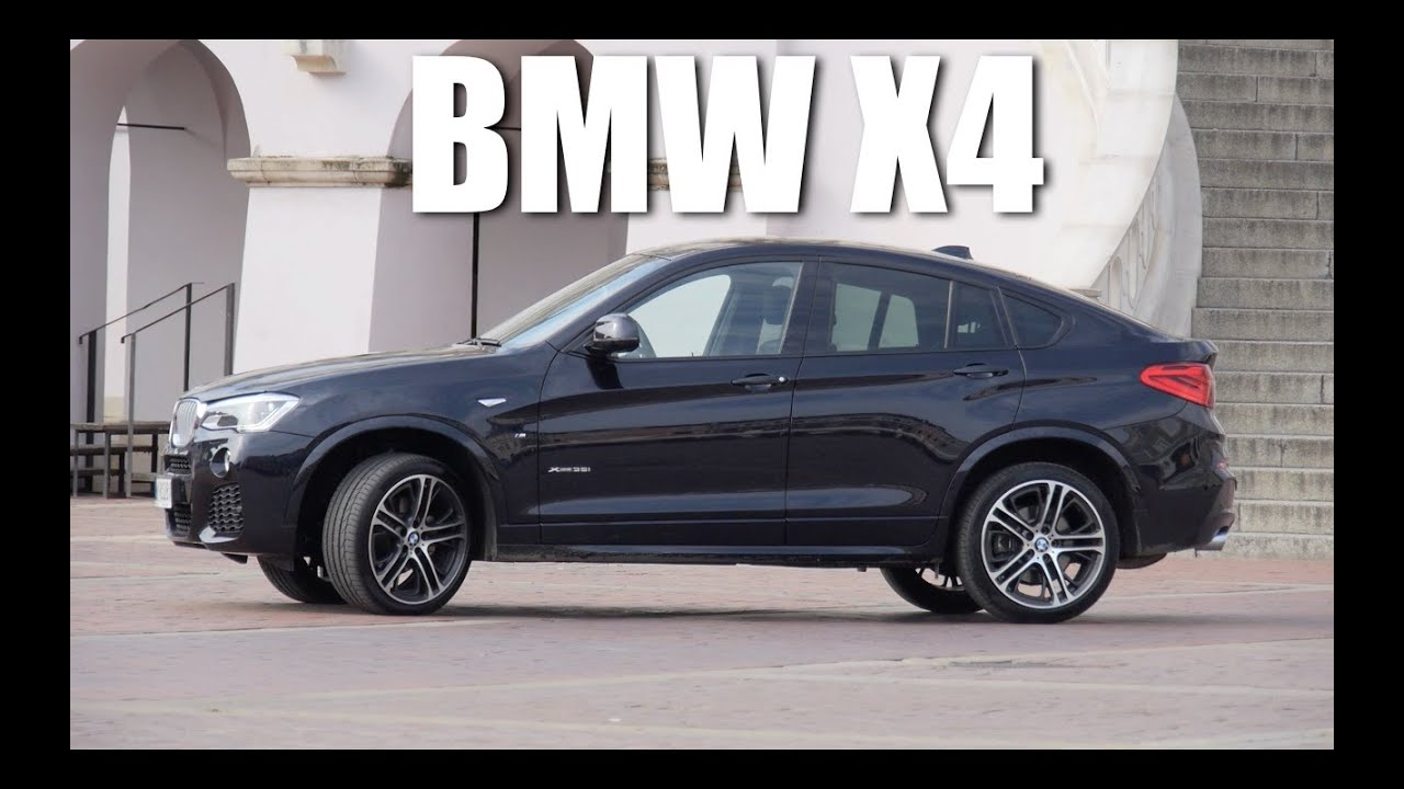 Eng Bmw X4 First Drive And Review Youtube