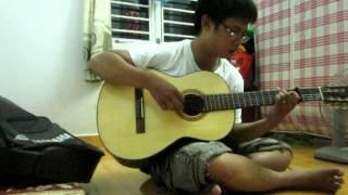 Mơ một hạnh phúc guitar cover