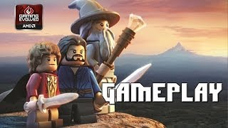 LEGO The Hobbit Video Game | PC Gameplay | 1080p HD