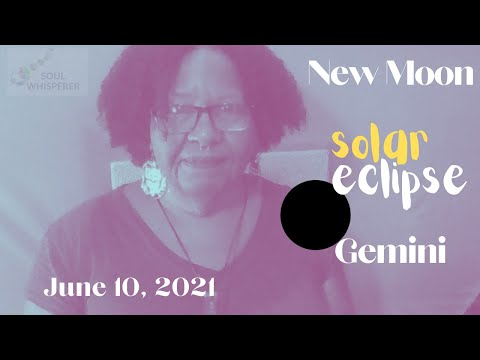 ? New Moon Gemini ♊: Shifting How You See and Think