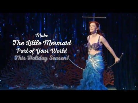 The Little Mermaid: Arkansas Repertory Teaser Reel