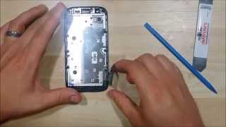 motorola moto g disassembly screen replacement part 2