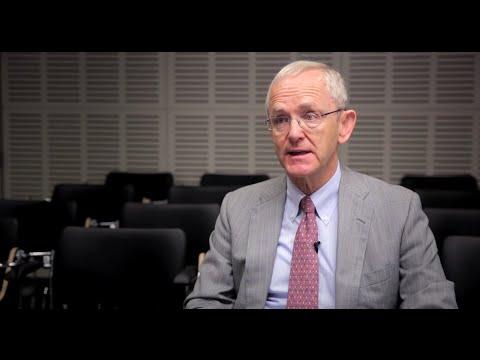 Sydney Law School Staff Spotlight Video Series - Professor John Stumbles