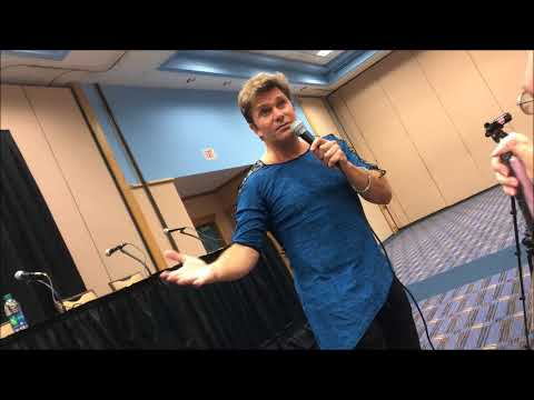 Metrocon 2017 Vic Mignogna Panel. Part of Saturdays and all of Sundays