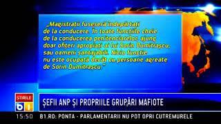 B1TV Sefii ANP si propriile grupari mafiote