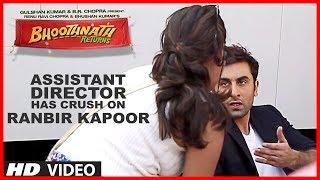 Bhoothnath Returns Assistant Director Has Crush On Ranbir Kapoor | Exclusive Video