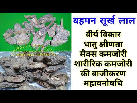 #73 Bahaman Surkh Lal, बहमन सूर्ख वीर्य विकार धातु क्षीणता सैक्स कमजोरी शारीरिक कमजोरी की वाजीकरण मे
