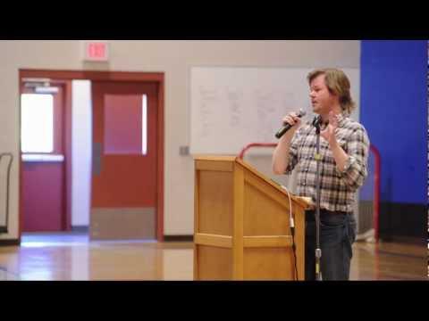 SMUS Scholar in Residence: Kirby Ferguson