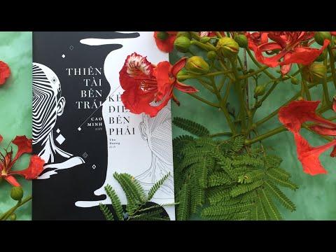 Review sách hay | THIÊN TÀI BÊN TRÁI - KẺ ĐIÊN BÊN PHẢI | 13V2T #2
