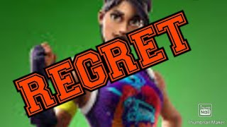 Top 10 Fortnite skins I regret *having*