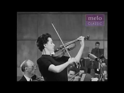 Janine Andrade - Brahms Violin Concerto