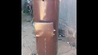видео Супер-Фоня - печь отопления от Буран