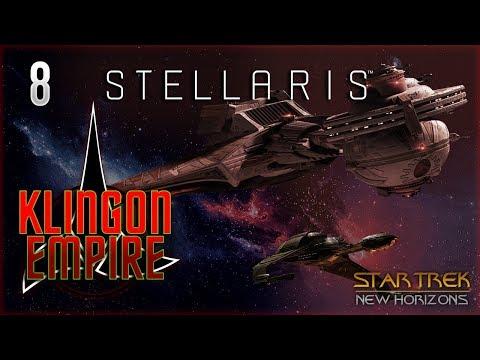 Planet Killer! - Stellaris Star Trek 2.0 Apocalypse - Klingon Empire #8