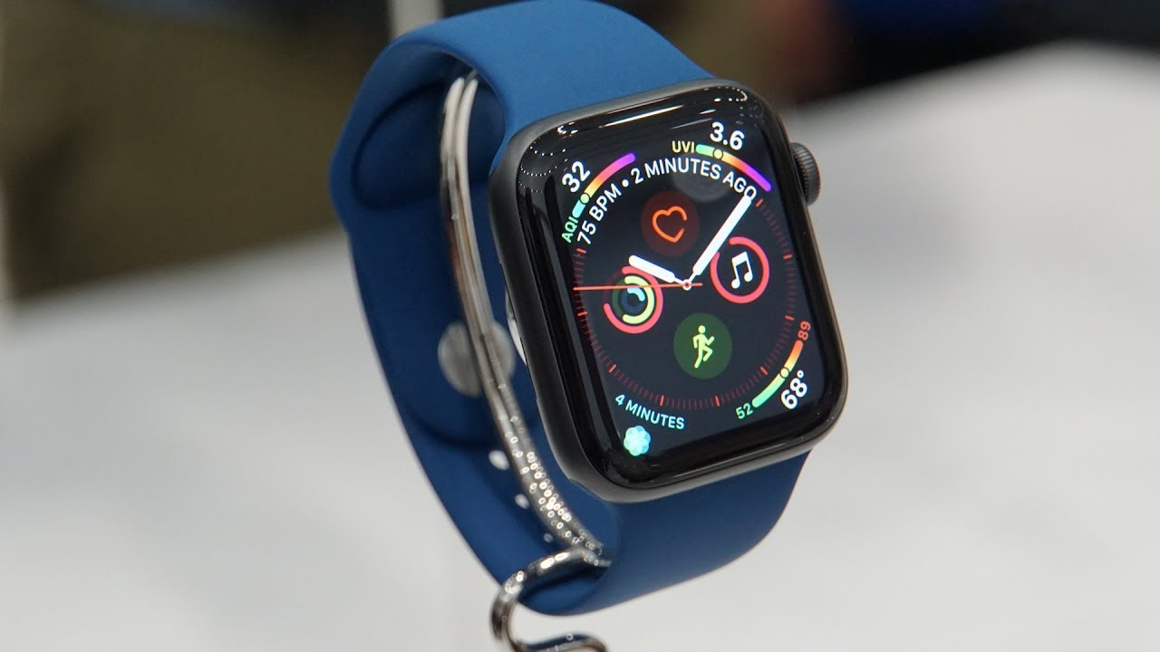 What does the Apple Watch Series 4's EKG actually do?