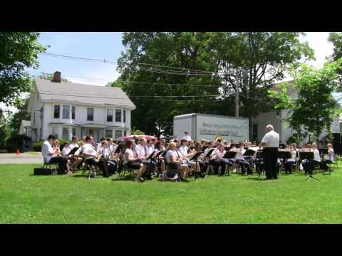 Ashokan Farewell   Belchertown Community Band 7 2 11