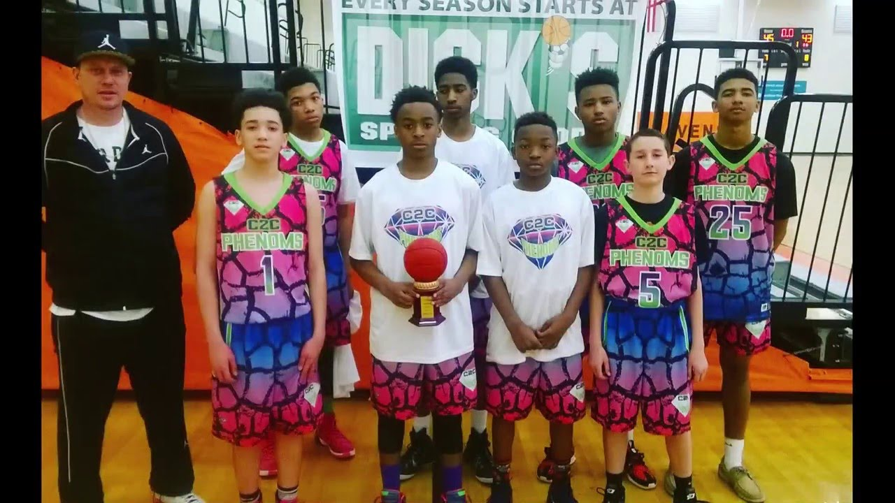 2016 Chase The Dream Team Bond United AAU Basketball Tournament Recap