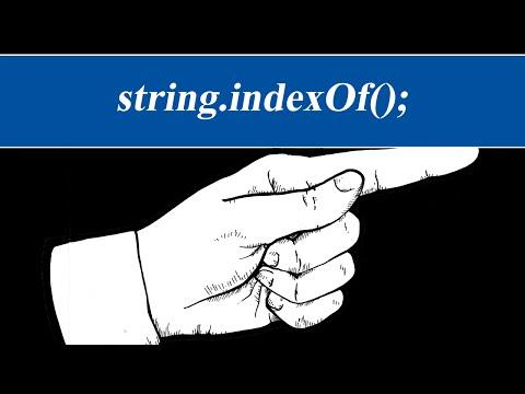 indexOf | RincónIngenieril