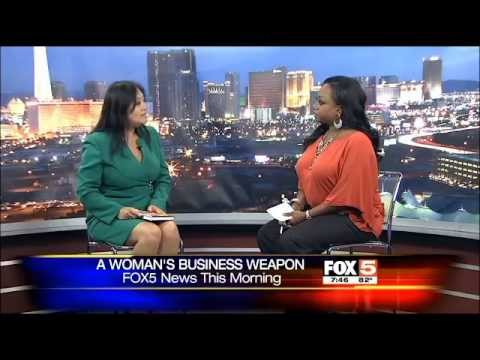 Fox 5 Las Vegas News, Business:  The Feminine Edge in Business