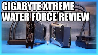 gigabyte GTX 1080 Xtreme Gaming Water Cooling Обзор. Апгрейд ПК, тесты в играх