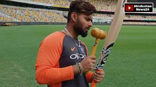 Explosive batsman Rishabh Pant and Rohit Sharma will open against Australia
