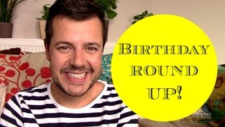 How to get great smelling mens hair and what I wore to my birthday party! Thumbnail