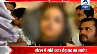Indian molested Dirty Uncle With Hot Young Indian Piece (WARNING DON'T MISS THIS VIDEO) Handwor, Kashmir. Indian Army kills Kashmiri Youth and Many
