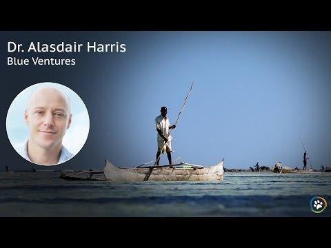 Blue Ventures · Dr. Alasdair Harris · SF Expo 2016