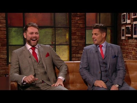 Brian McFadden and Keith Duffy on Kian Egan's Boyzlife criticism | The Late Late Show | RTÉ One