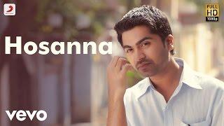 Vinnaithaandi Varuvaayaa Hosanna Tamil Lyric  Rahman  Str, Trisha
