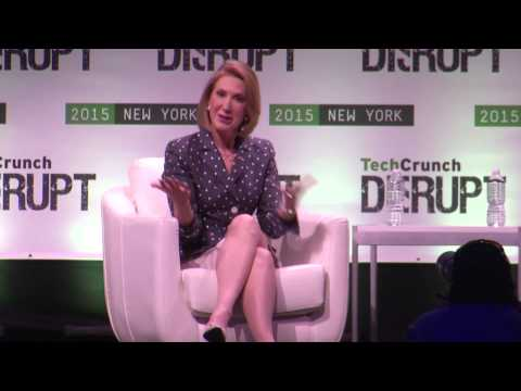 Carly Fiorina Talks About Why She Wants To Be President