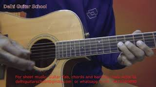 Jana Gana Mana-National Anthem of India - sheet music, guitar tabs and chords