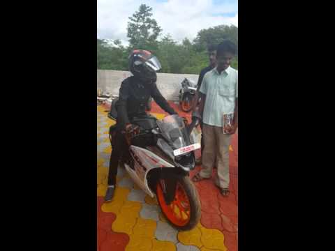 ktm rc390 delivery in tirunelveli