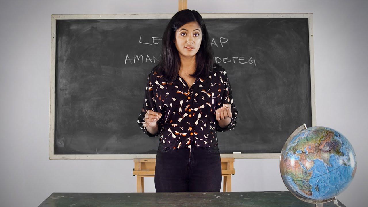 Världens viktigaste klassrum – ett initiativ från Svanen