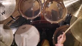 Get Up ♩97→♩80/MONOEYES【ドラム】 スローテンポ