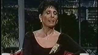 Lena Horne on Tonight Show 1982 - Part 1