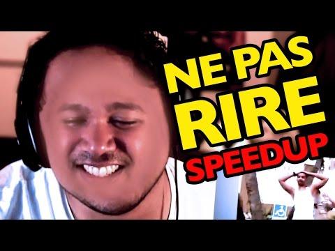 ESSAYEZ DE NE PAS RIRE {Speed Up Edition}