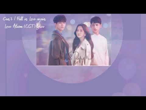 KLANG - Can't I Fall In Love Again (Love Alarm OST) Lyrics