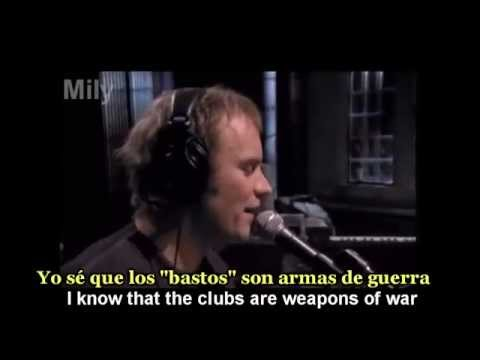 Sting - Shape of My Heart Subtitulado Español Ingles