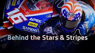 Behind The Stars & Stripes | Coming soon to MotoGP.com #shorts