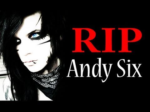 RIP Andy Six =( Black Veil Brides Interview 2011