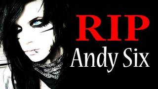 RIP Andy Six =( Black Veil Brides Interview 2011