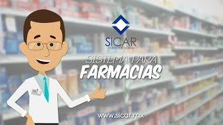 ¿Cómo me ayudó SICAR en mi Farmacia? Software Para Farmacias