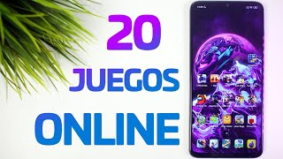 Top 20 Juegos MULTIPLAYER del 2020 | Android & iOS