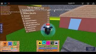 Roblox- Elemental Battlegrounds LUNASTICITY (Top 9)