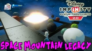 Disney Infinity 2.0 Toy Box Space Mountain Legacy (was This Supposed To Happen?)